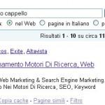 """""""Studio Cappello"""": keyword ad alta resa"""