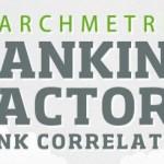 SEO: Comparazione Fattori Ranking Google 2014/13