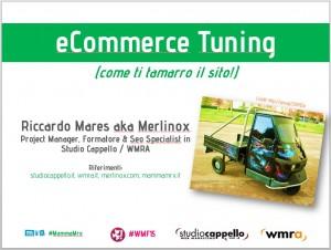 eCommerce Tuning #WMF15