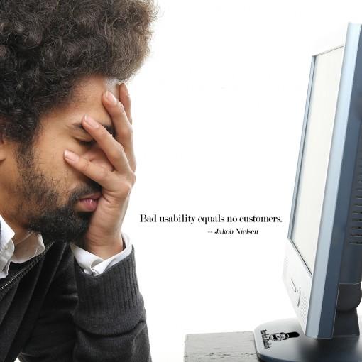 Bad-Usability