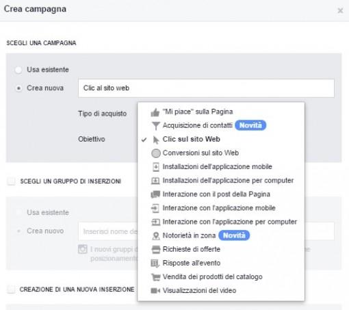 creare_campagna_FB