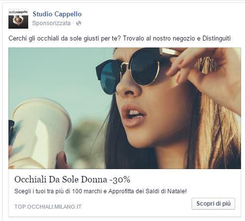 esempio_facebook_ads_clic_sito_occhiali