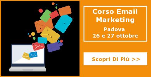 Corso Email Marketing 26 e 27 ottobre - WMR Academy