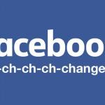Le Pagine Facebook Cambiano Look