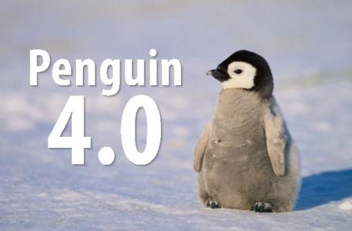 Esce Google Penguin 4.0 (Live)