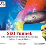 SEO E Inbound Marketing / Slide SMXL 2016