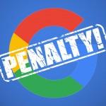 Cause Google SEO Penalty E Rimozione Penalizzazione